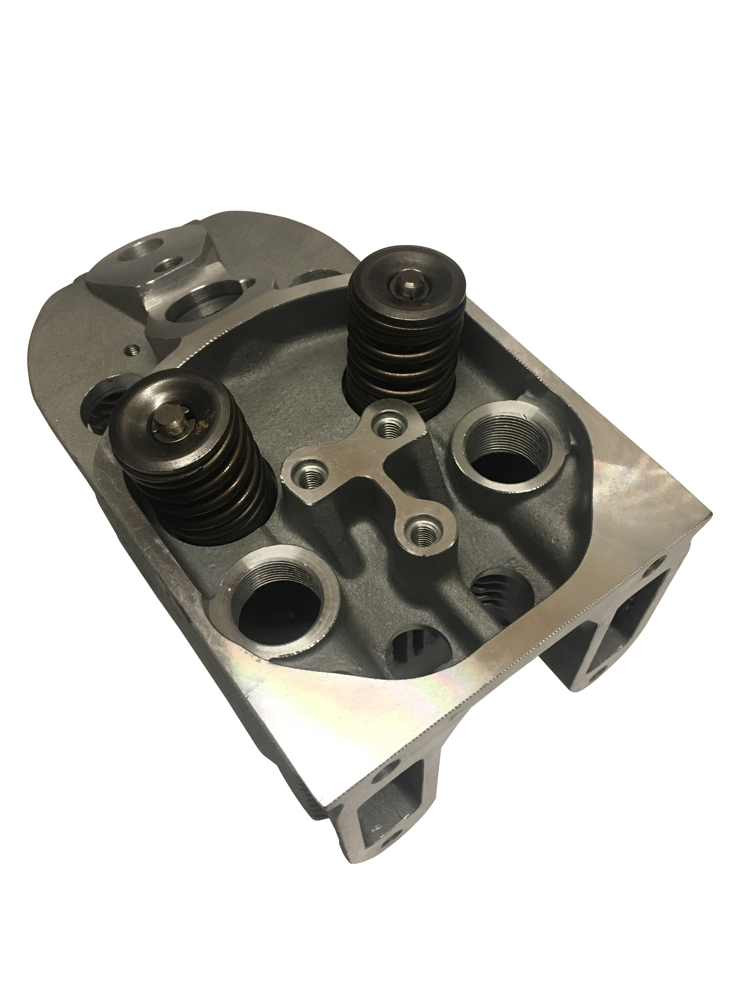 Zylinderkopf mit Ventilen für Deutz 2506-10006 DX Motor FL 912 913