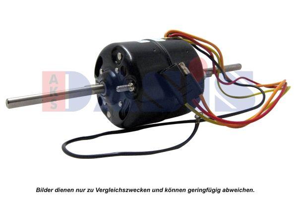 Lüftermotor für Deutz 4507C 4807C 5207C 6007C 6207C-7807C, DX 80-250, 3.10-6.50