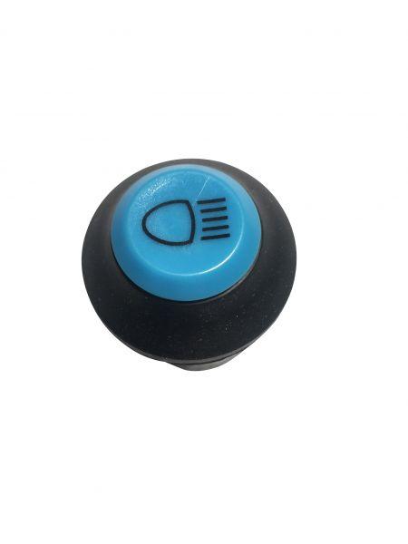 Druckknopfschalter Knopf Schalter für Fernlicht Deutz DX AgroPrima AgroXtra